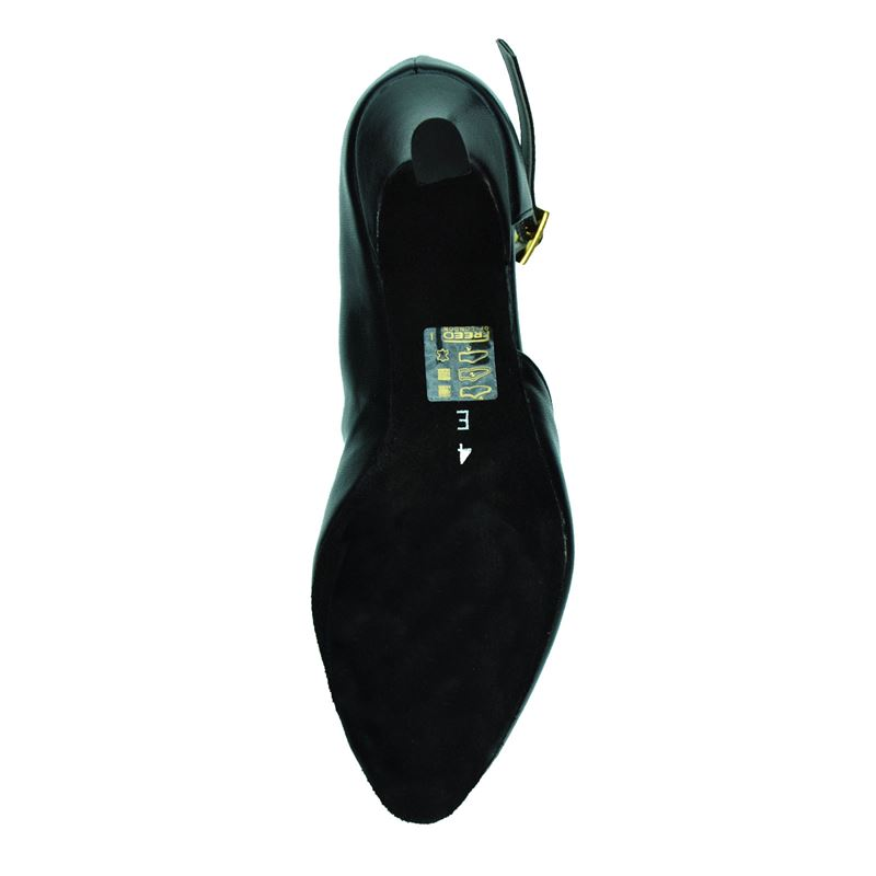 e785d19753bc Freed Ladies Wide Fitting Foxtrot Ballroom Shoe - Starlite Direct