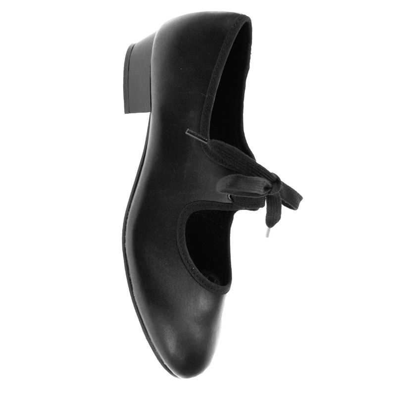 Starlite Strike Canvas Tap Shoe Low Heel